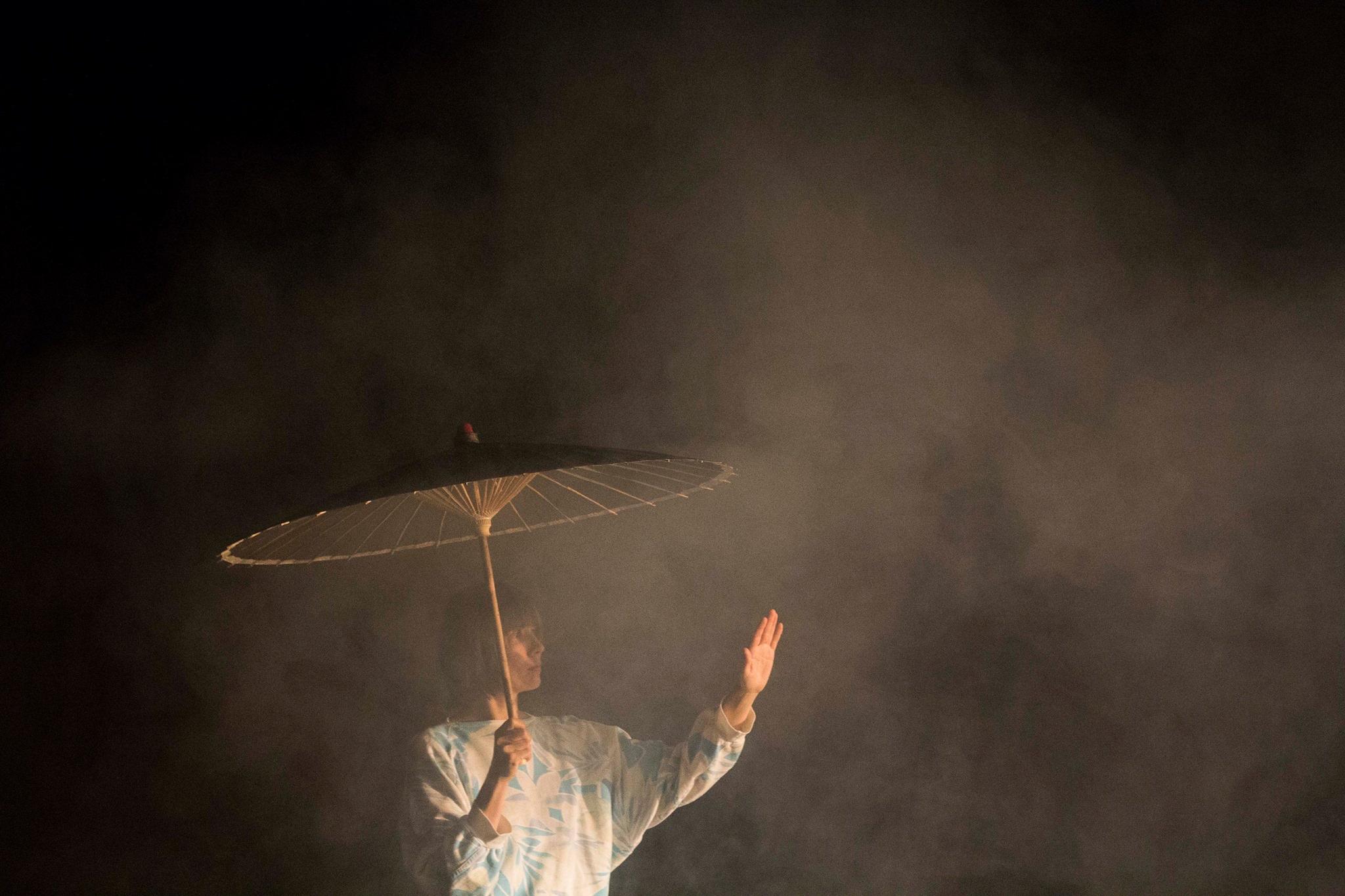 Performance @Archeologías del Futuro